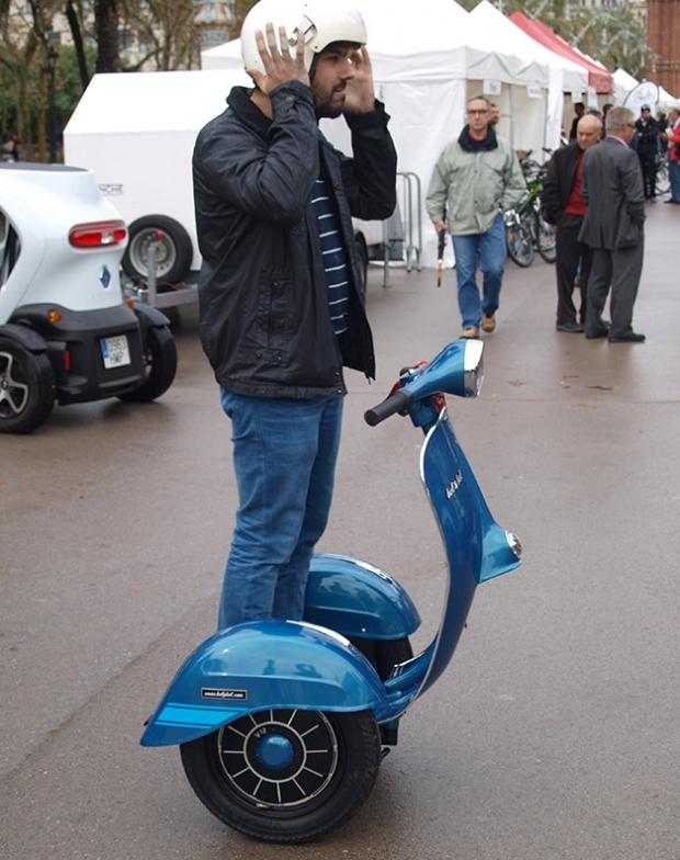 BelBel Zero Scooter