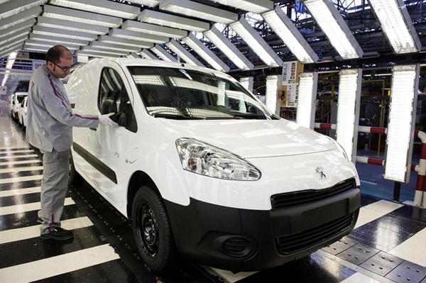 Peugeot presenta su nuevo Partner eléctrico