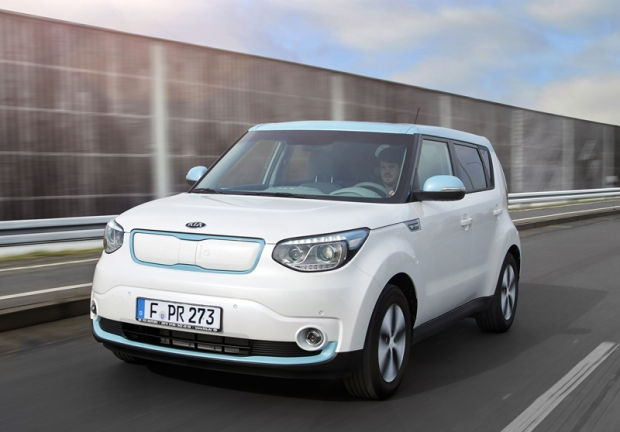 Kia Soul Ev Advanced Battery