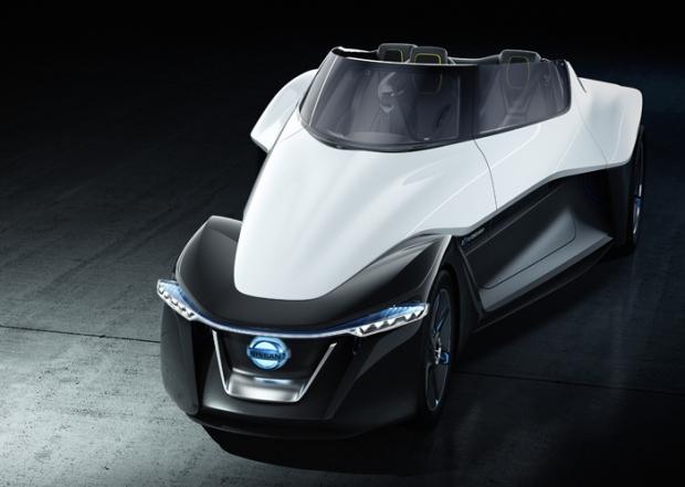 Nissan BladeGlider llega a Europa