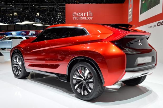 Mitsubishi XR-PHEV Concept at Geneva Motor Show