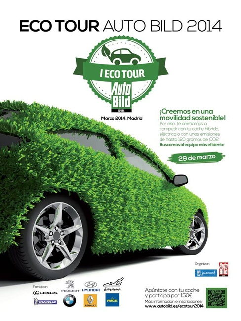 Eco Tour Auto Bild 2014 Madrid