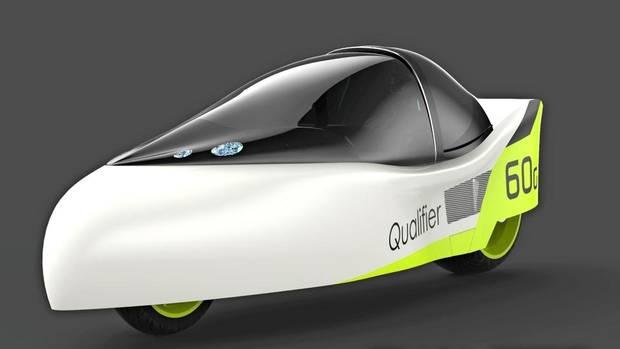 Bombardier Qualifier - la movilidad de mañana