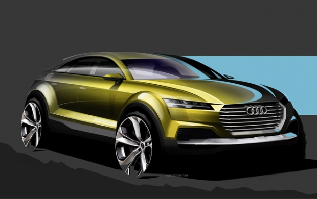Audi revelará un nuevo SUV compacto e híbrido