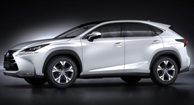 Nuevo Lexus NX híbrido