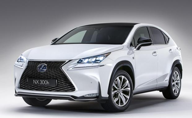Lexus revela su nuevo NX300h en Pekín