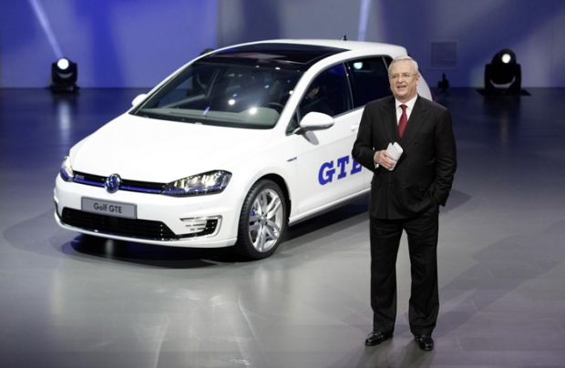 La movilidad eléctrica de Volkswagen para China