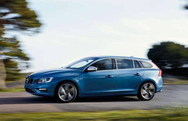 Volvo V60 Plug-in Hybrid in R-Design specification