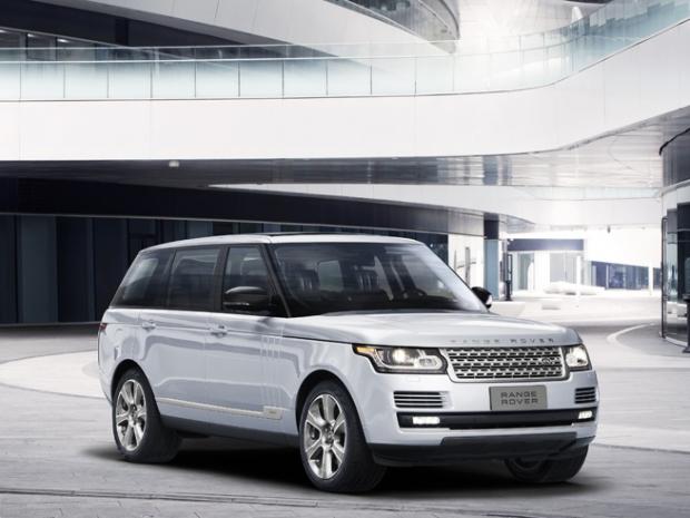 Range Rover Hybrid Batalla Larga