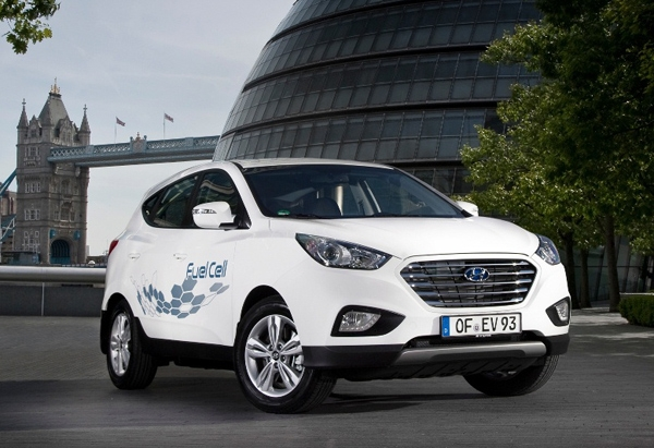 Hyundai Fuel Cell for the European Commission