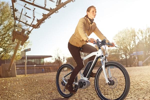 BMW Cruise E-Bike, el BMW más económico