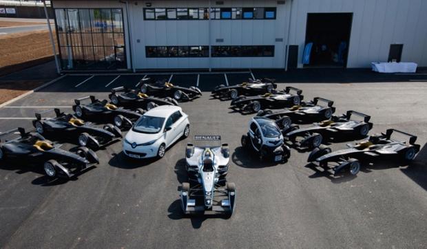 Countdown for the Formula E-Championship