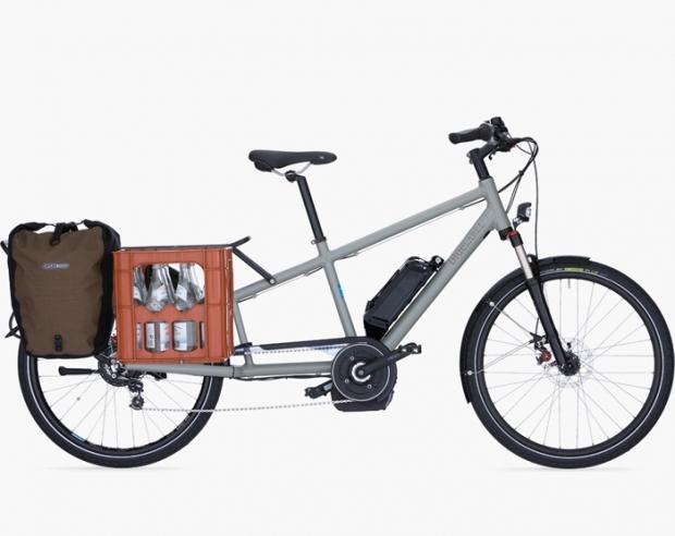 Riese-Müller bicicletas electricas - en cantidad