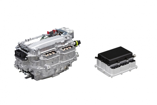 New power semiconductor developped by Toyota and Denso