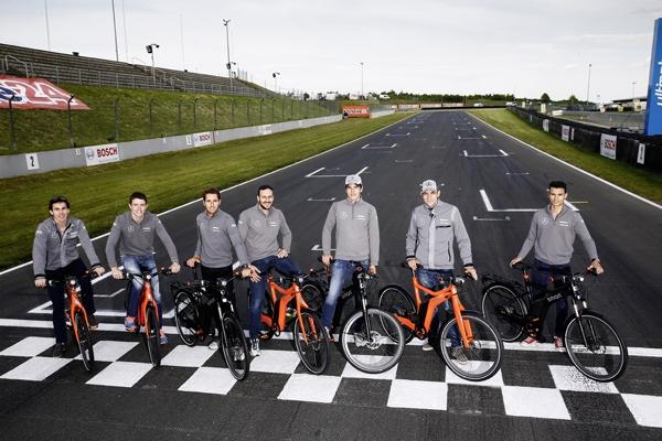 Smart introduce una edición especial de sus bicis eléctricas