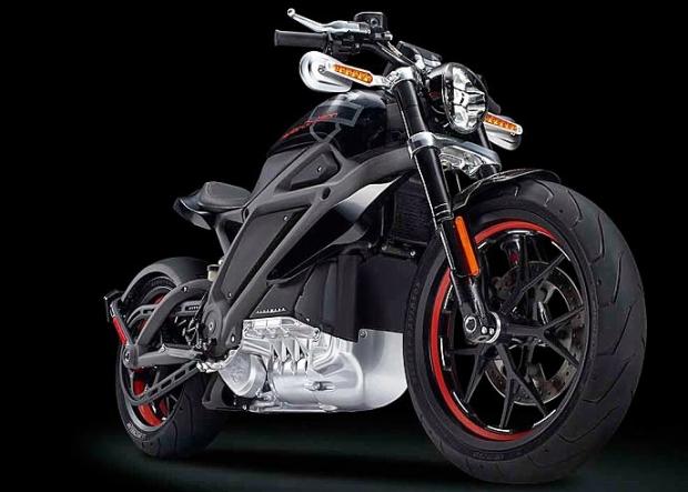 Harley-Davidosn goes electric