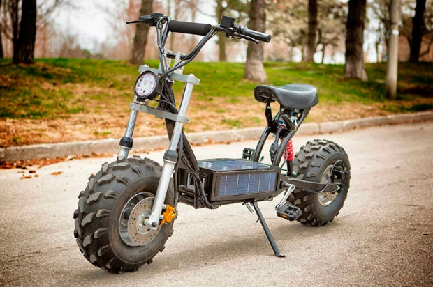 Daymak off-road e-bike