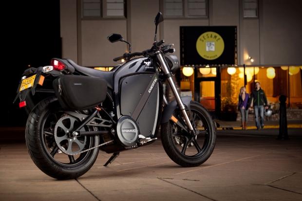 Team Industrias se asocia con Brammo para la próxima generación de vehículos eléctricos