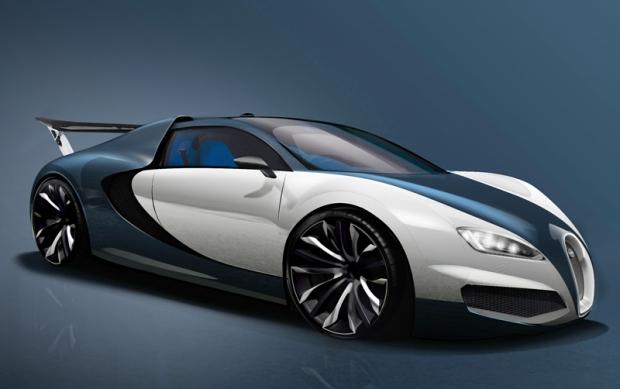 El nuevo Bugatti será híbrido