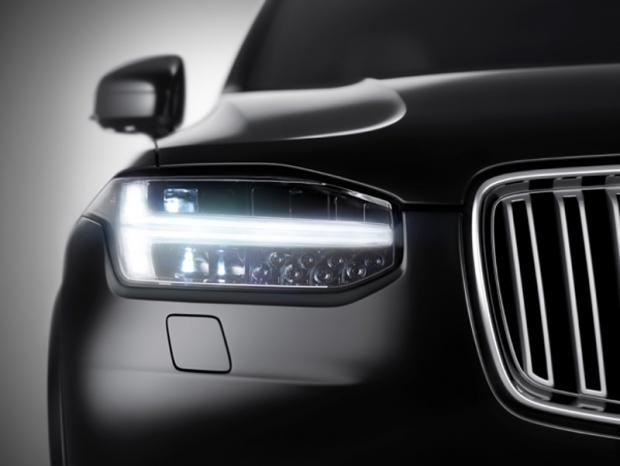 Volvo all-new XC90 Hybrid