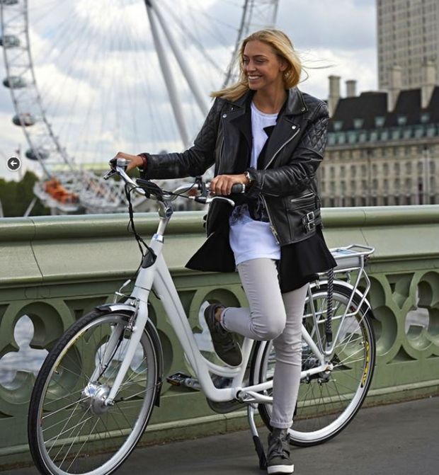 White Bear eBikes, from London with electric bikes