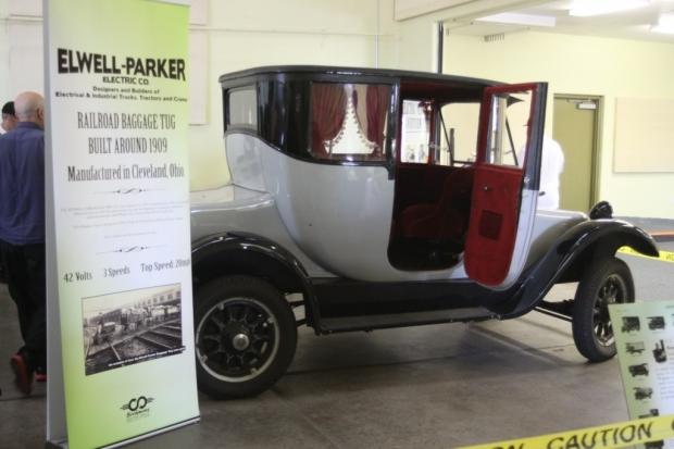 Primer museo del coche eléctrico
