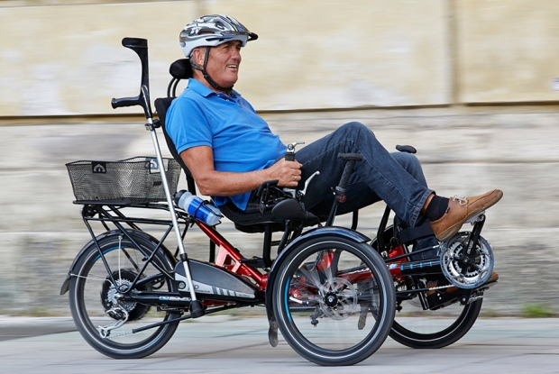 HP Velotechnik wins as trike for special needs the Eurobike Award