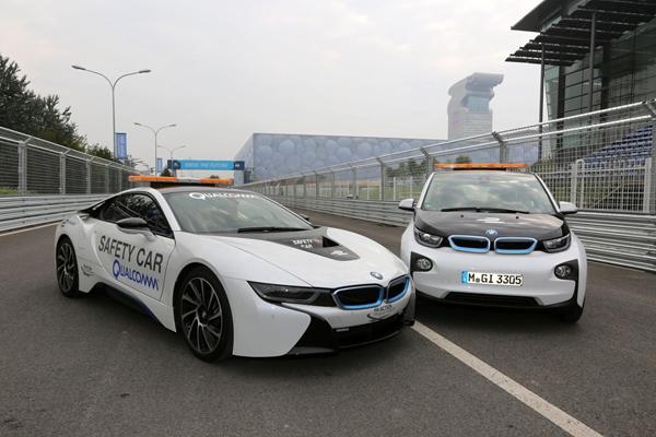 BMWi8 en la Fórmula E