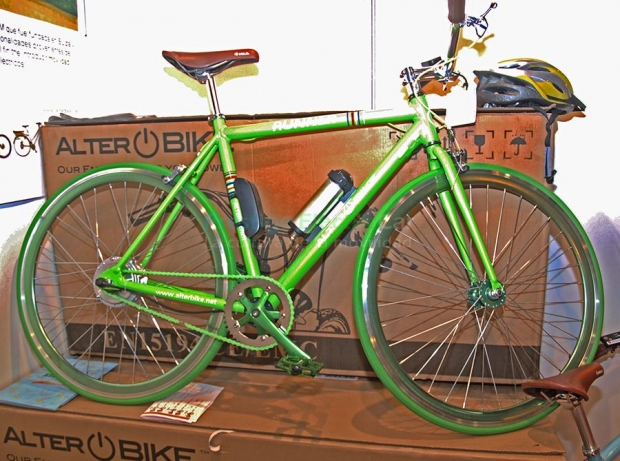Alter Bike, bicycles on fashion colours
