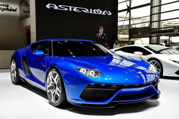 Lamborghini Plug-In, the big surprise at Paris Motor Show
