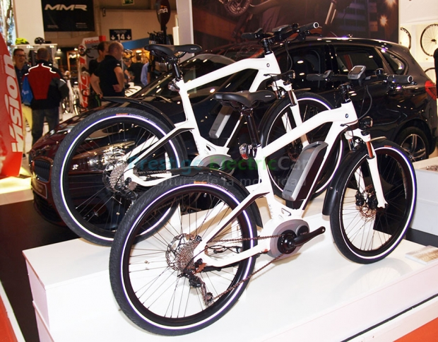 BMW Cruise E-Bike, Oferta hasta final de Octubre