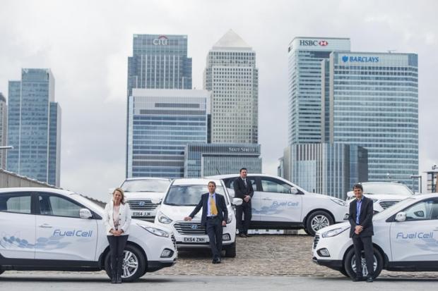 Se venden ya Hyundai iX35 de hidrógeno a particulares
