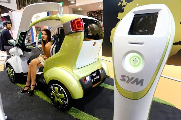 SYM EX4u - for you