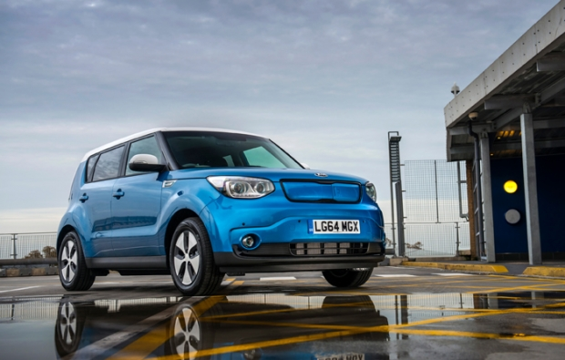 Kia Soul EV - available for £24,995