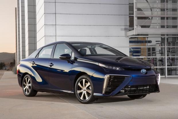 Toyota Mirai FCV - listo para su producción