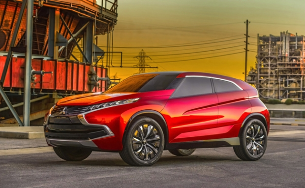 Mitsubishi presenta XR-PHEV Concept