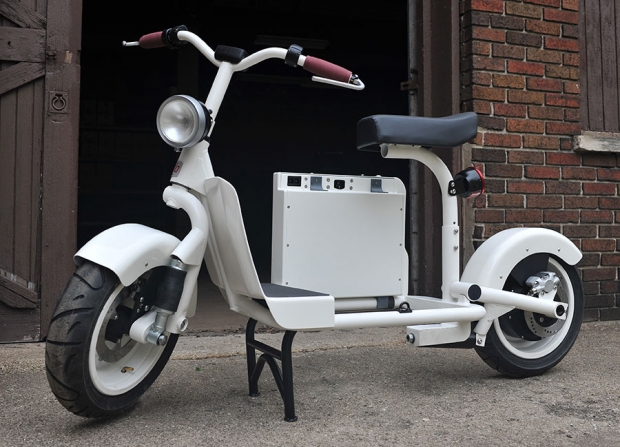 Fido electric scooter - genial simplicity