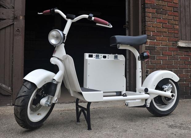 Fido - el scooter genialmente sencillo