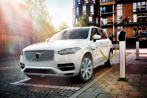 Volvo´ cleanest 7-seater SUV