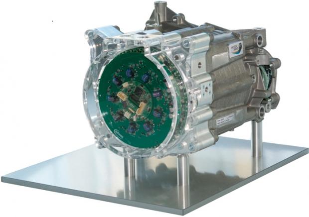 MotorBrain, nuevas soluciones eléctricas
