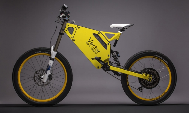 Vector Bike, extreme electric mountain bikes