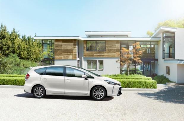 El nuevo Toyota Prius+