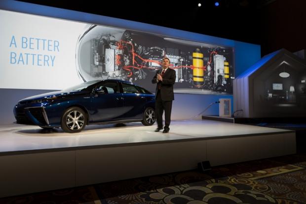 Toyota abre el camino y guía al sector hacia un futuro de hidrógeno