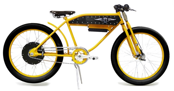 Ace Electric Motorbike ¿Bicicleta o moto?