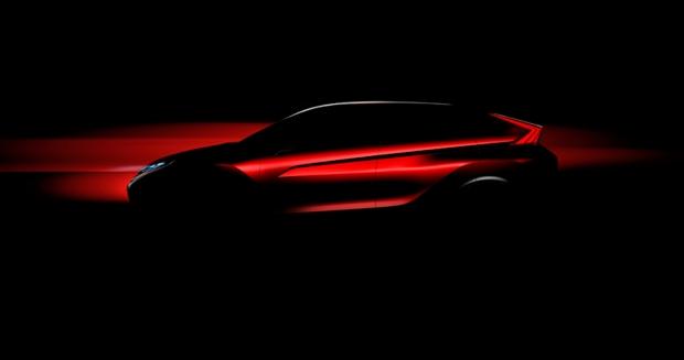 Mitsubishi Concept Car con tecnología plug-in