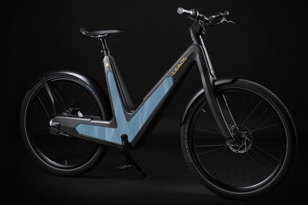 LEAOS Solar Electric Bike