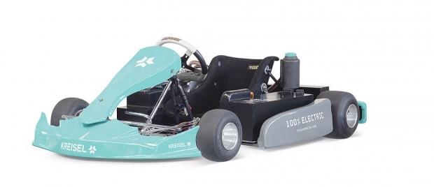 Kreisel electrickart with super aceleration