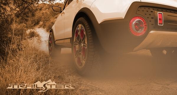 Kia Trailster 4x4 eléctrico