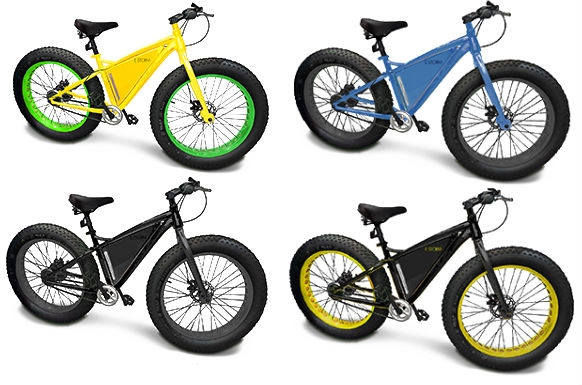 Storm Electric Bike, a lowcost bike for everybody