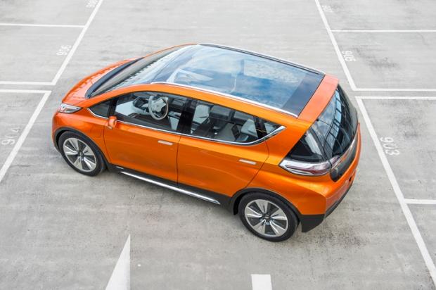 Chevrolet confirma la producción del Bolt eléctrico